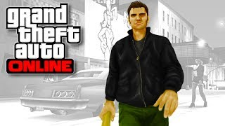 "GTA 5 Online - How To Make ""CLAUDE"" From GTA III & In GTA Online! (GTA V)"