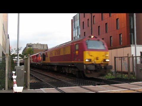 East Coast Train Diversions at Lincoln November 2017