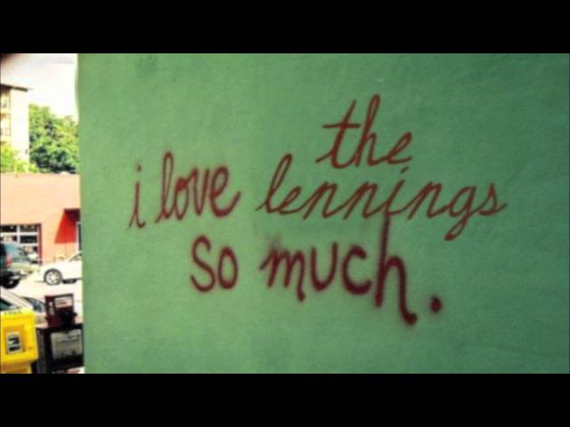 """you're the one that I want""  cover by The Lennings"