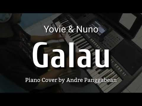 Galau - Yovie And Nuno | Piano Cover by Andre Panggabean