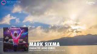 Mark Sixma - Character (Avao Remix)