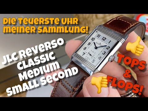 🚨 JLC Reverso Medium Small Second — 20 Monate Mit Meiner Teuersten Uhr — Flops & Tops ‼️
