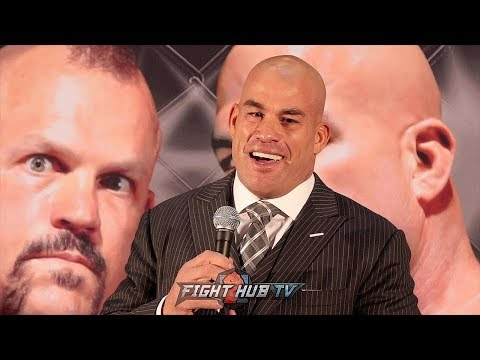 TITO ORTIZ 'S FULL POST FIGHT PRESS CONFERENCE - LIDDELL VS