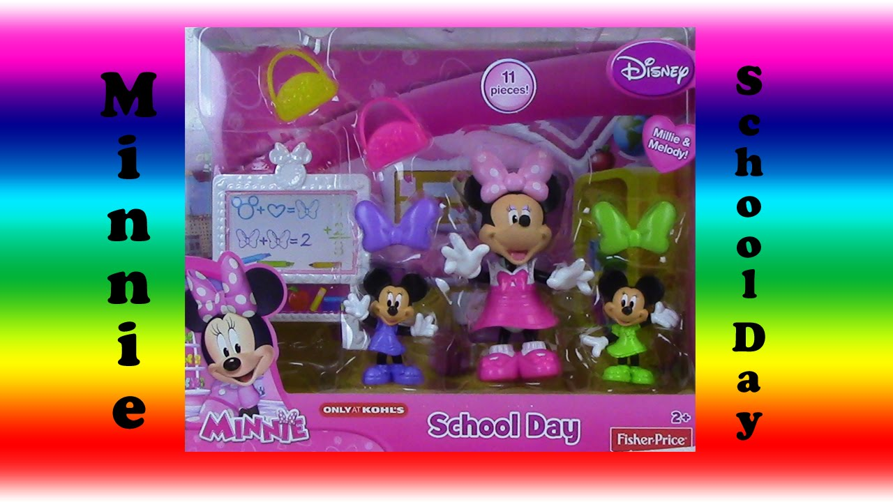 Minnie Bowtique Toys bigking keywords and pictures