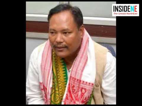 ASSAMESE PEOPLE IS ALIVE ONLY ON TELEVISION: BISWAJIT DAIMARY