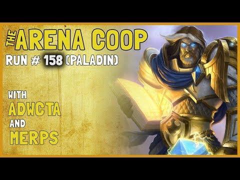 Hearthstone Arena Coop #158 (Paladin)