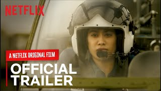 Gunjan Saxena: The Kargil Girl Trailer | Janhvi Kapoor, Pankaj Tripathi | Netflix India