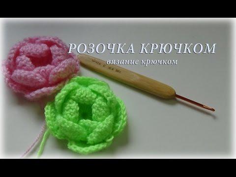 Ливинтернет крючком цветы