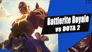 Battlerite Royale - моба Battle Royale [ Dota 2 в сеттинге Battle Royale ]