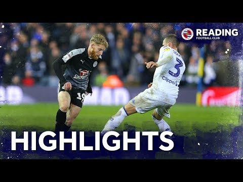 2-minute review | Leeds United 1-0 Reading | Sky Bet Championship | 27th November 2018