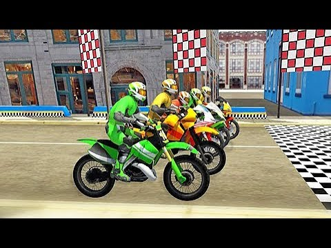 juego de motos para ni os carrera de motos videos infantiles youtube. Black Bedroom Furniture Sets. Home Design Ideas