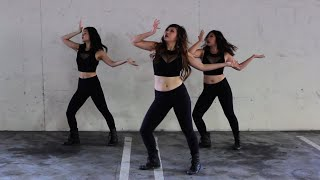 X-3 Choreography | HEAVY CROWN