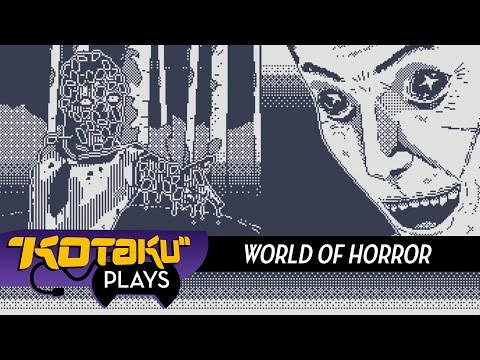 We Played the Junji Ito-inspired World of Horror