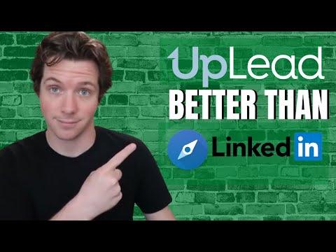 This Lead Generation tool just killed LinkedIn Sales Navigator – Uplead Review