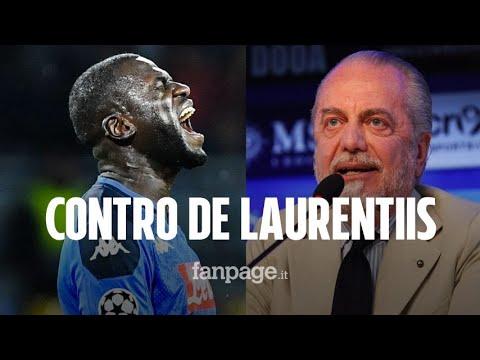 Napoli, scontro con De Laurentiis: la squadra si rifiuta di tornare in ritiro e chiama gli avvocati