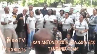 SAN ANTONIO 2015   TAZAMA RAMANI UTAONA TANZANIA