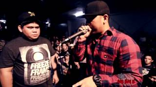 Download FlipTop - Mckoy vs Beatbox Gor - Beatbox Battle MP3 song and Music Video
