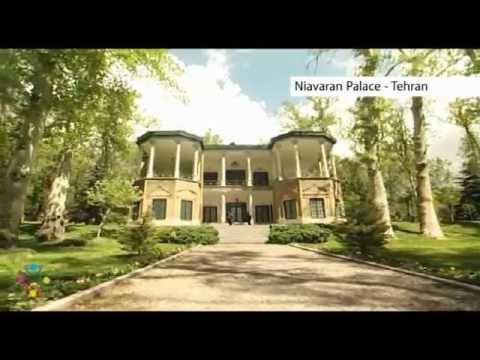 Tehran - Niavaran historic complex -