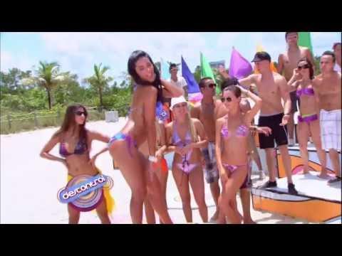 Daddy Yankee Ven Conmigo Descontrol Telemundo