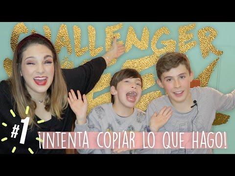 LA SEMANA FANTABULOSA | Día 1: ¡Mis cosinets me maquillan! #ChallengerWeek