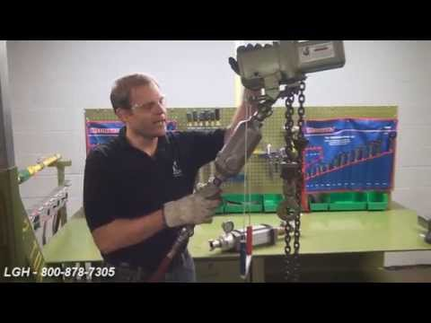 Air Chain Hoist: Troubleshooting Common Errors