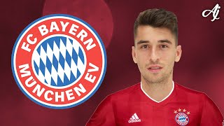 """Done deal, """"here we go"""", marc roca is joining bayern munchen. transfer fee €13m + add-ons. will sign a 4 year contractmarc roca, espa..."""
