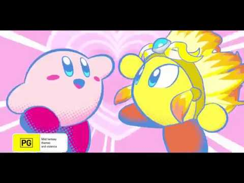 Kirby Star Allies - Video