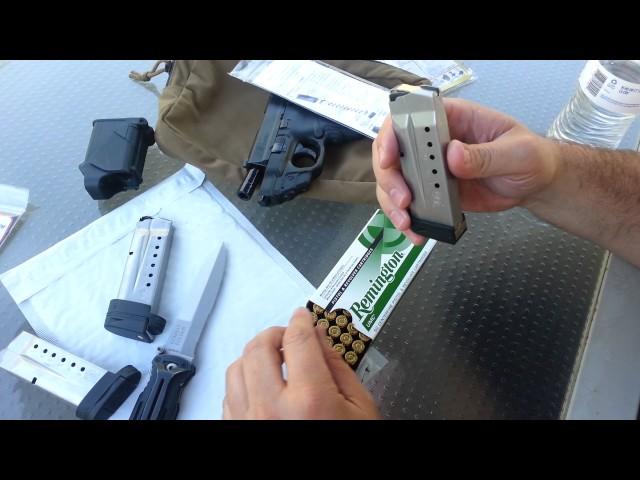 M&P Shield magguts install