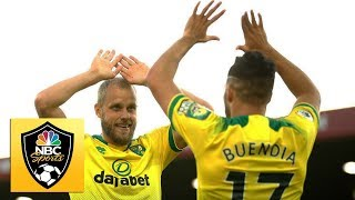 Brave Canaries stuck to identity v. Man City | Premier League | NBC Sports