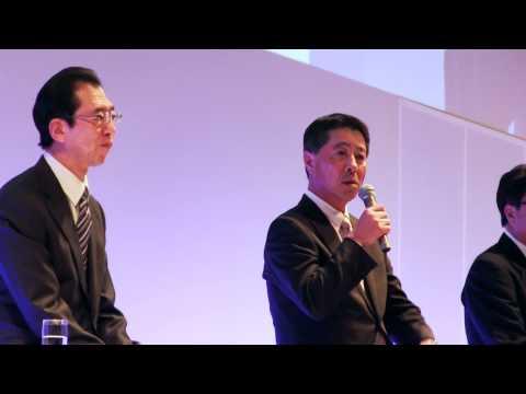 モビリティースケープ東京 The 43rd Tokyo Motor Show 2013  Mobilityscape Tokyo Talk Session 東京モーターショー モビリティースケープ東京