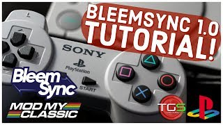 How to install Bleemsync 1.0! PS Classic Hack Tutorial (Fresh install)