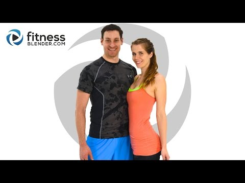 1000 Calorie Workout Video Strength, HIIT Cardio and Abs Workout to Burn 1000 Calories