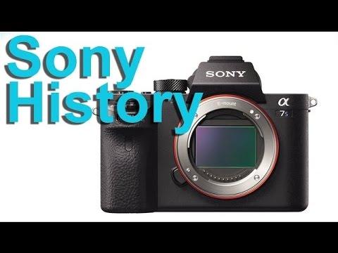 Sony Alpha & Minolta Camera History - YouTube