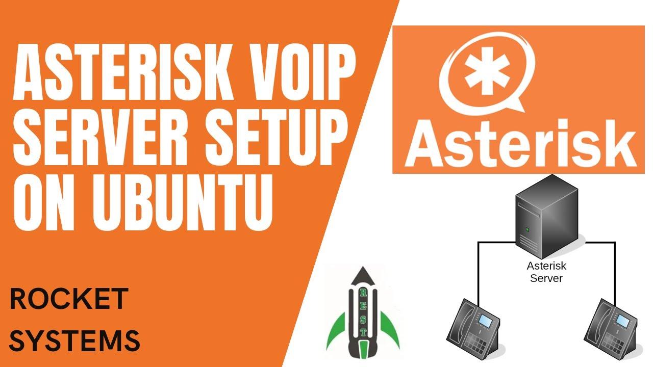 Download Asterisk VOIP Server Setup On Ubuntu 20 | Making Calls via SIP Soft Phone | Rocket System