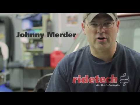 RideTech Coil-Over Install- Front Part 1 - YouTube