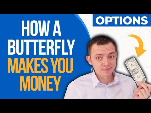 How a Butterfly Makes You Money – (Options Strategy Basics)