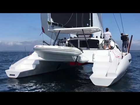 Performance Dazcat MOCRA and RORC Multihull Racing - Review 2017