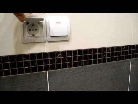 0 - Як зробити розетку у ванній?