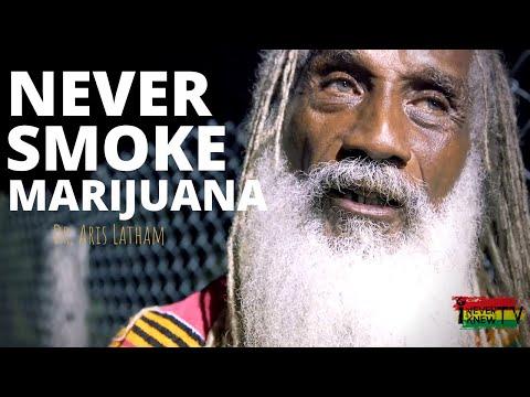 Marijuana Should Never Be Smoked ?? || Dr Aris Latham