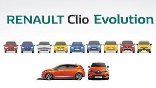 Renault Clio Evolution 1990 - 2019