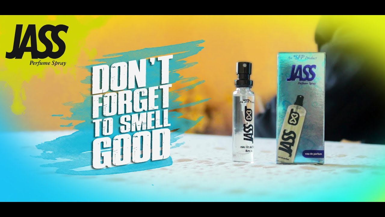 Jass Perfume Spray Dont Forget To Smell Good Jass Ad Film