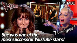Esmée Denters sings 'Yellow' by Coldplay | The Voice Stage #32