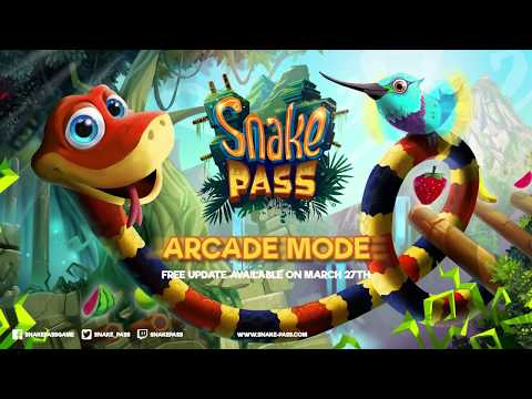 Snake Pass - Introducing Arcade Mode