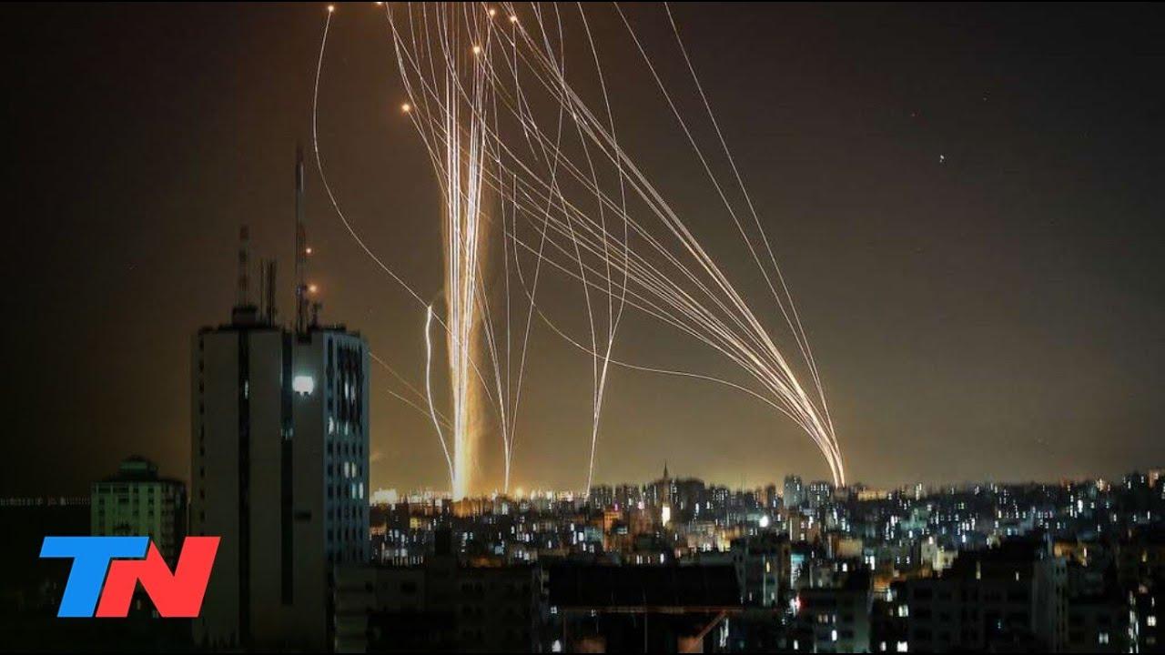 Crece la tensión en Medio Oriente y volvieron a sonar las sirenas en Israel después de siete años