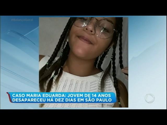 Menina desaparecida há 10 dias faz postagens na internet