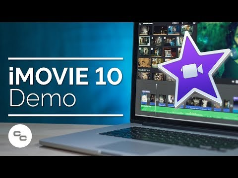 iMovie 10 Demo and Tutorial – How to Make Movies on Your Mac