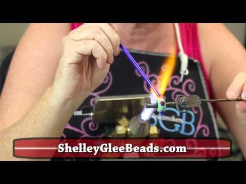 Shelley Glee Beads - How to make a Bead on a Key