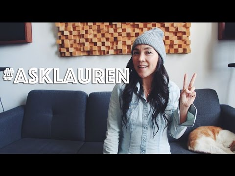 #ASKLAUREN: ALL THE VEGAN QUESTIONS PT. 1