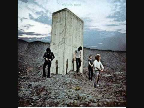 The Who - Won't Get Fooled Again Lyrics