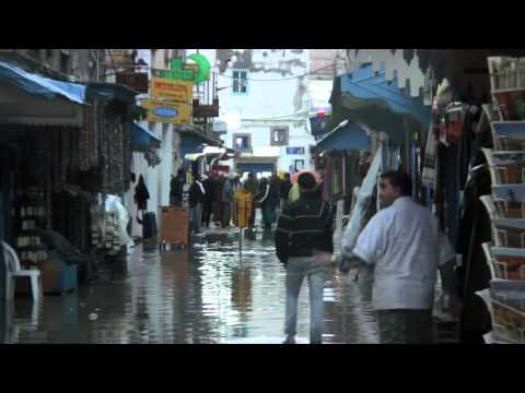Gettin' Lost: Essaouira
